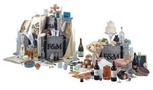 Fortnum & Mason's Snow Queen Hamper.