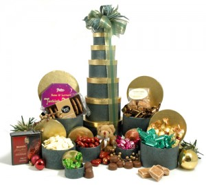 Xmas Tower Hamper