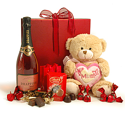 Love You Mum - Champagne Gift Box