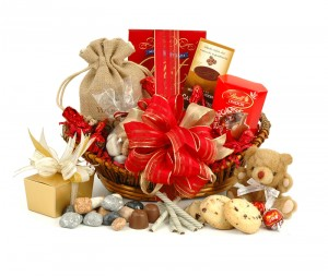 Chocolate Lovers Hamper from HampergiftsUK