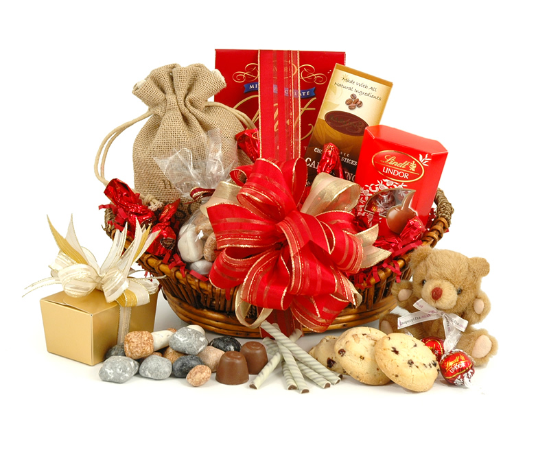 Chocolate Gift Baskets: Win A Luxury Gift Hamper For Your Mum This Mother's Day
