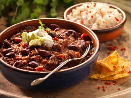 Rich chilli con carne photo by deepdarksquid on flickr