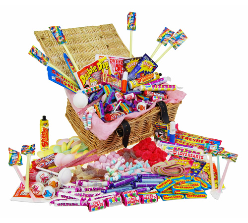 Fizzy Favourites Hamper from Hampergifts