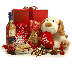 Love Is All Around Our Valentines Hampers Hampergifts Blog