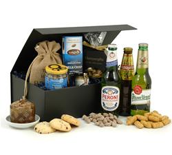 Premium beer box