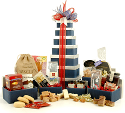Great British Hamper Tower