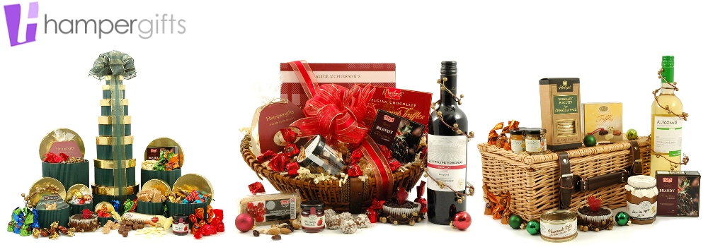 Win 1 of 3 of our new Christmas Hampers