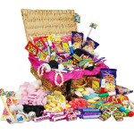 Classic Retro Sweets Hamper from Hampergifts.co.uk