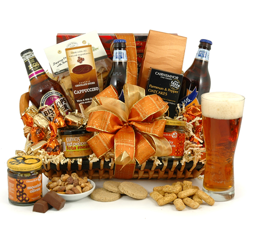 English Ales Hamper from Hampergifts