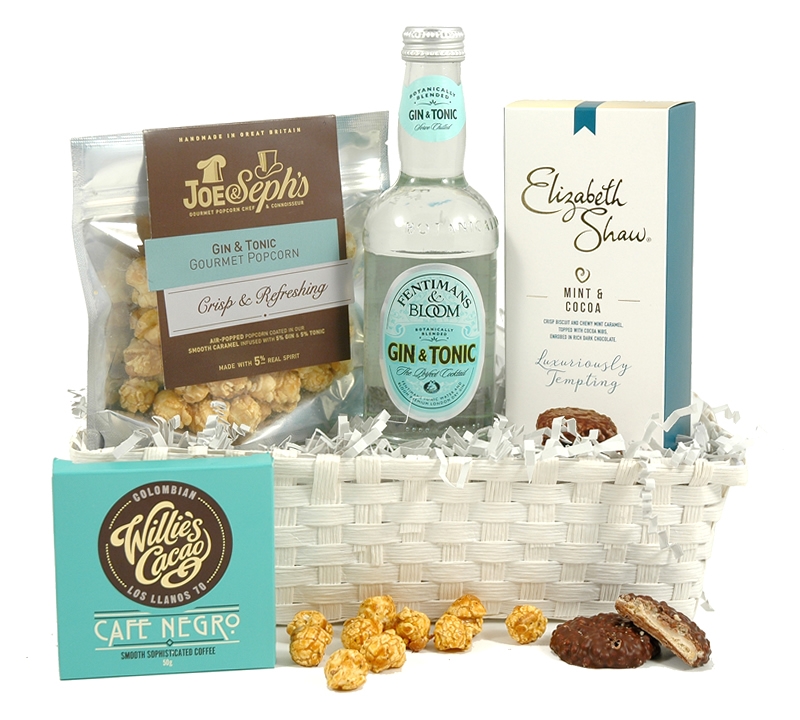 Introducing Our New Range Of Gin Hampers