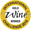 International Challenge Gold Wine Winner