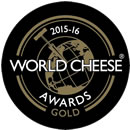2014-15 World Cheese Awards Super Gold
