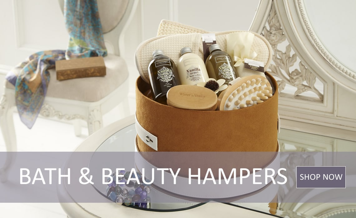 Bath & Beauty Hampers