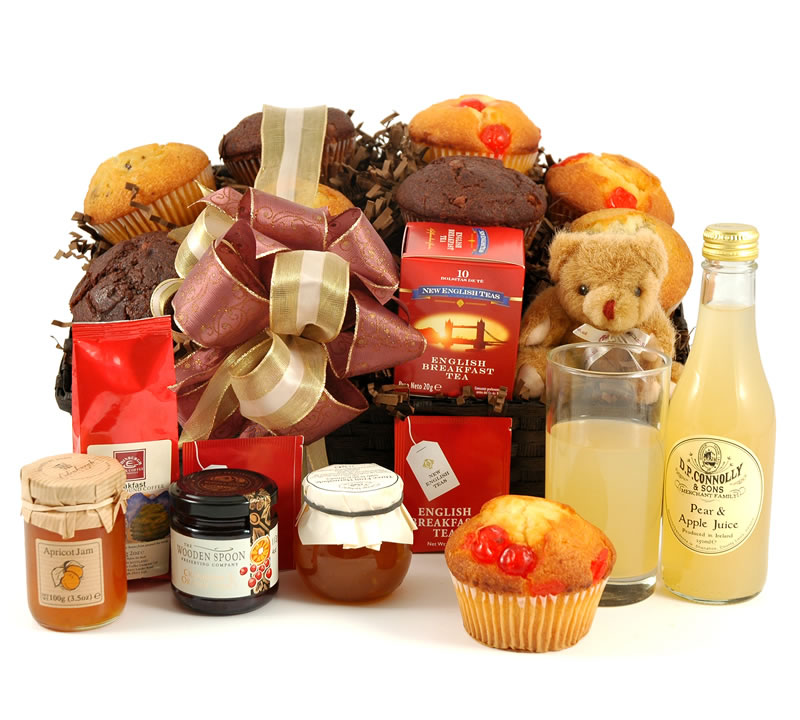 Image of Breakfast Hamper