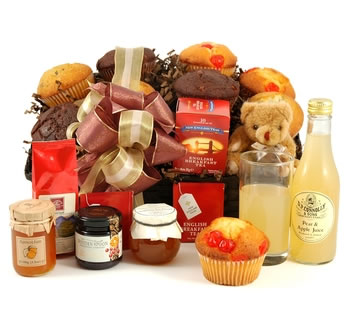 Muffins & Cookies | Muffin Hampers | Muffin Gifts - The Breakfast Hamper