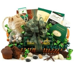 Chocolate Hampers & Gifts - Hampergifts.co.uk - Chocolate Heaven Hamper