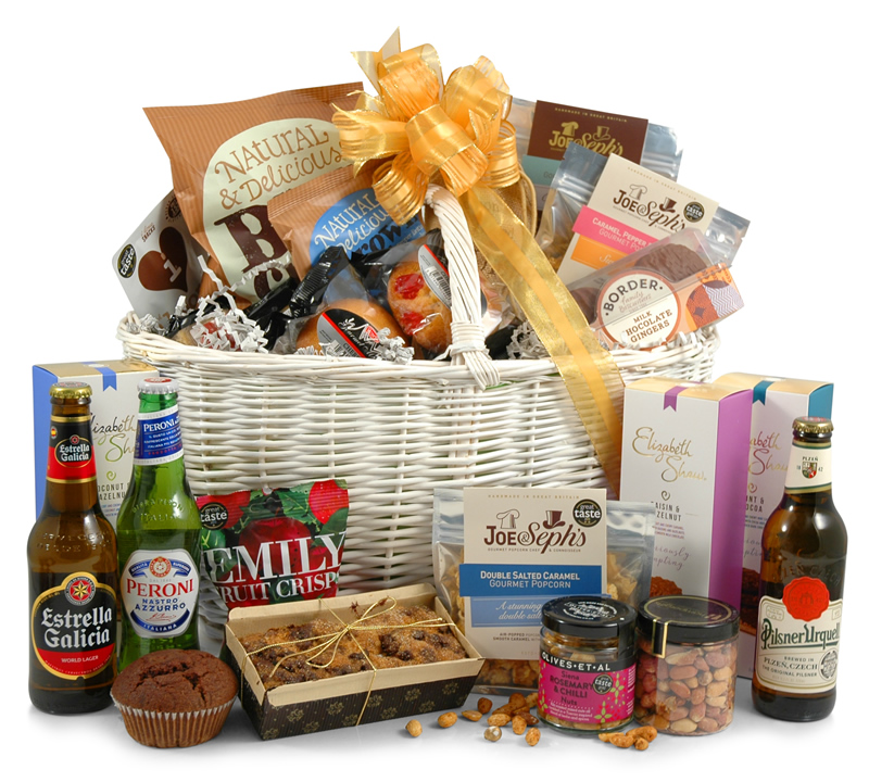 Cookies, Crisps, Beer & Snacks | Bumper Basket