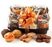 Muffins, Cookies & Flapjack Selection