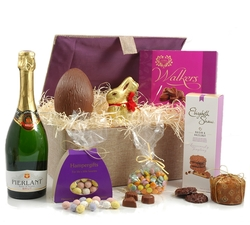 Easter Bunny Box + Sparkling Wine