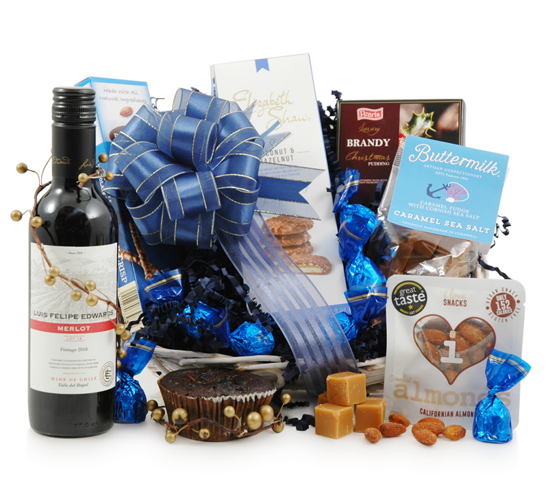 Click to view product details and reviews for The Christmas Carol Christmas Hampers.