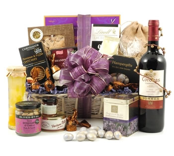 Christmas Hampers | Xmas Hampers | Christmas Gift Ideas - Yuletide Delight