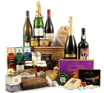 Christmas Hampers | Xmas Hampers | Christmas Gift Ideas - The Majestic
