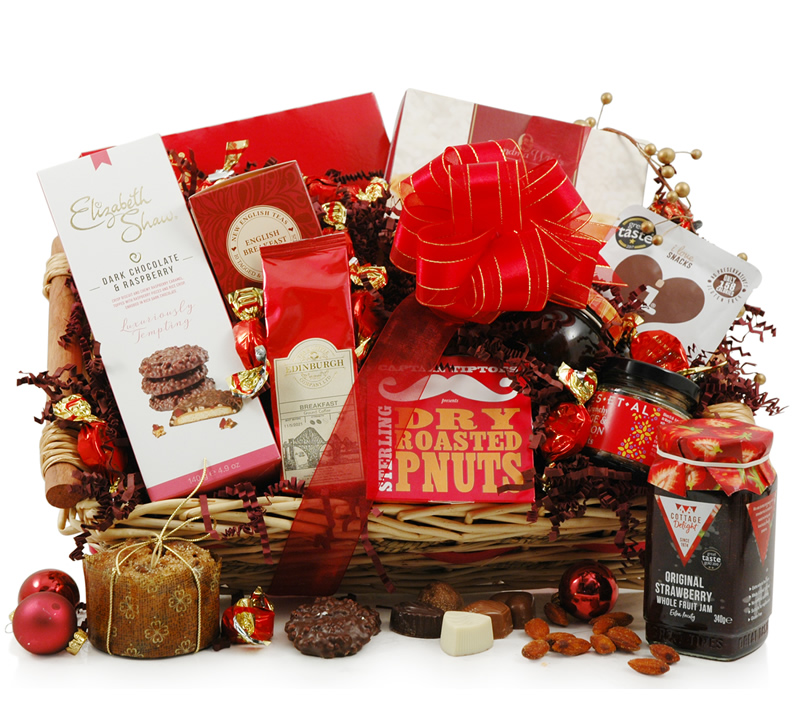 christmas hampers food gifts for special occasions. Black Bedroom Furniture Sets. Home Design Ideas