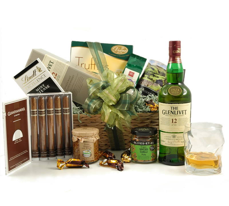 Luxury Hampers - Hampers & Gift Baskets from Hampergifts.