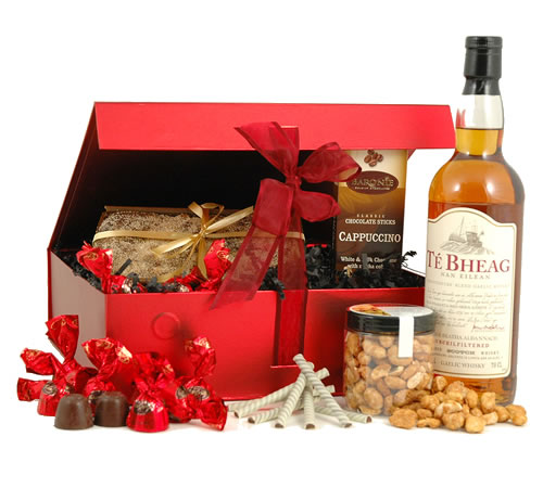 Gold Medal Whisky Hamper