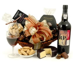 Ramos Pinto Ruby Reserve | Luxury Port & Cheese Hamper