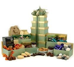 Food Hampers & Baskets - Hampers & Gifts from Hampergifts.co.uk - The Jade