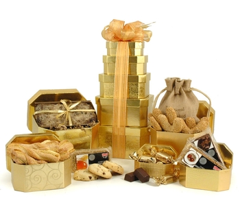 Muffins & Cookies | Muffin Hampers | Muffin Gifts - Cookies & Cake Tower
