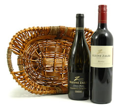 Wine Gift Boxes: from Hampergifts.co.uk - Kleine Zalze Collection