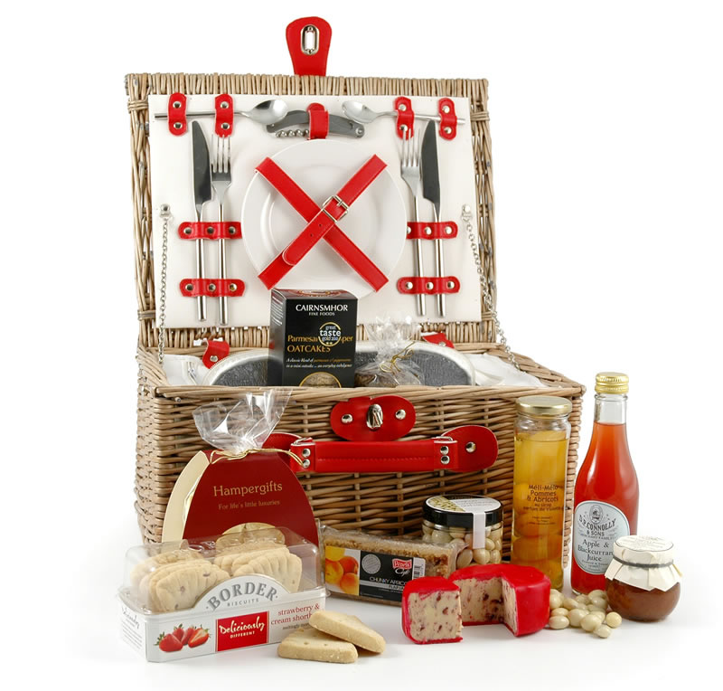 Image of Chiller Picnic Hamper for Two