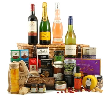 Luxury Hampers | Luxury Gift Baskets | Gourmet Treats - The Stratford