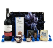 Luxury Port & Stilton Hamper