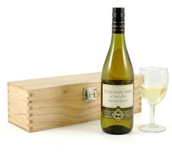 Chenin Blanc in Pine Box