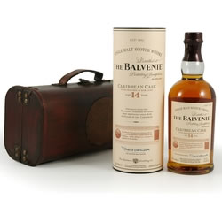 Balvenie 14 Year Old Caribbean Cask Scotch