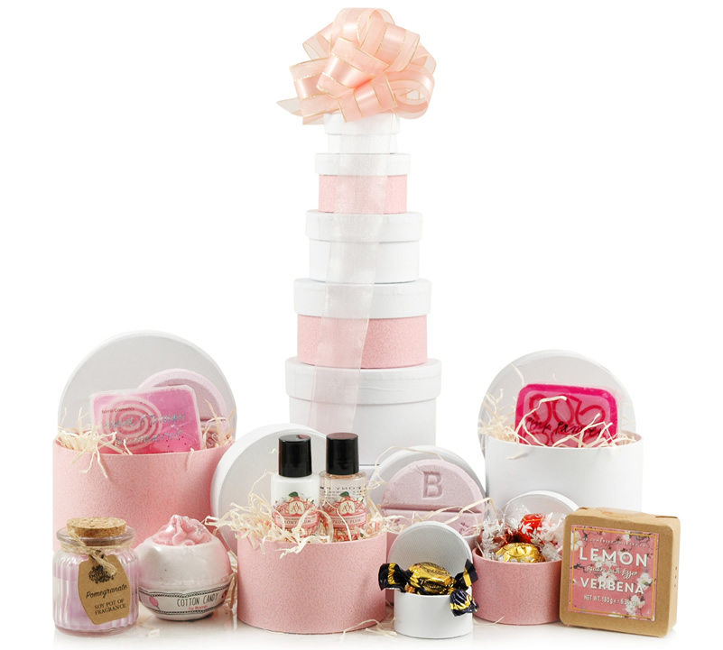 BathtimeGift Tower
