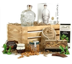 Crystal Head Vodka Hamper
