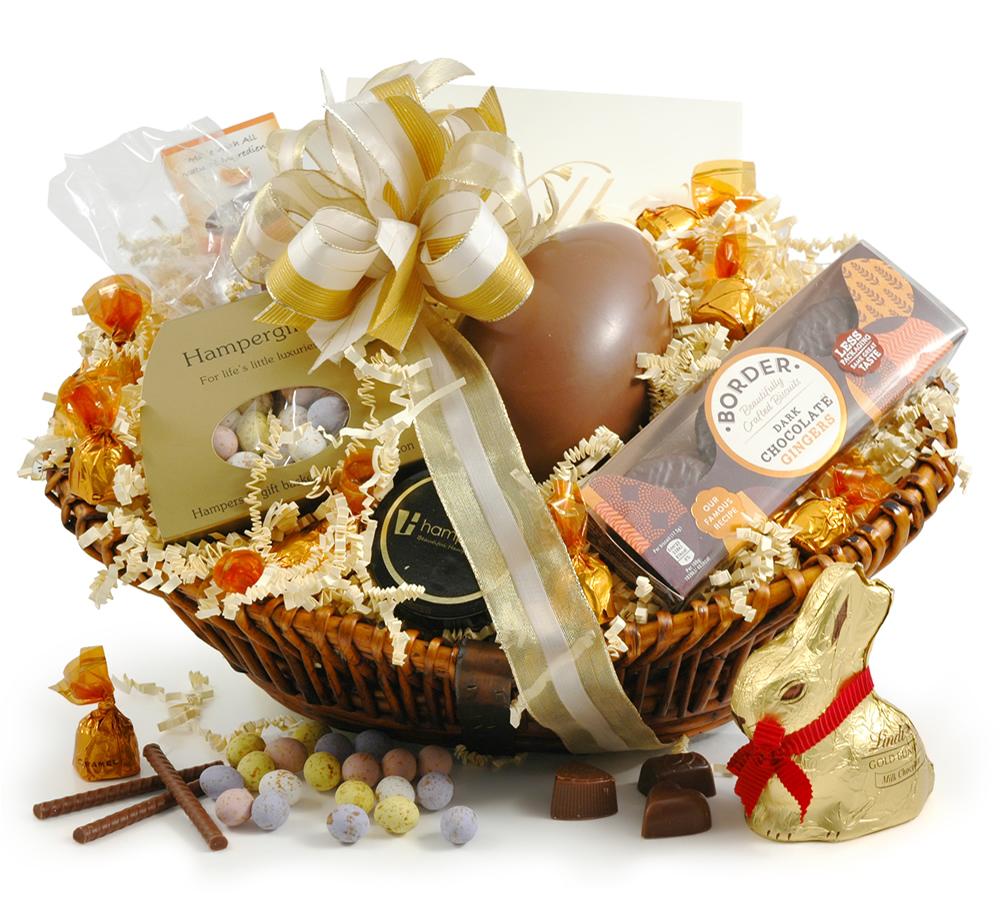 EasterTreats Basket