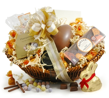 Easter hampers easter gift baskets gifts for easter easter treats basket sold out negle Images