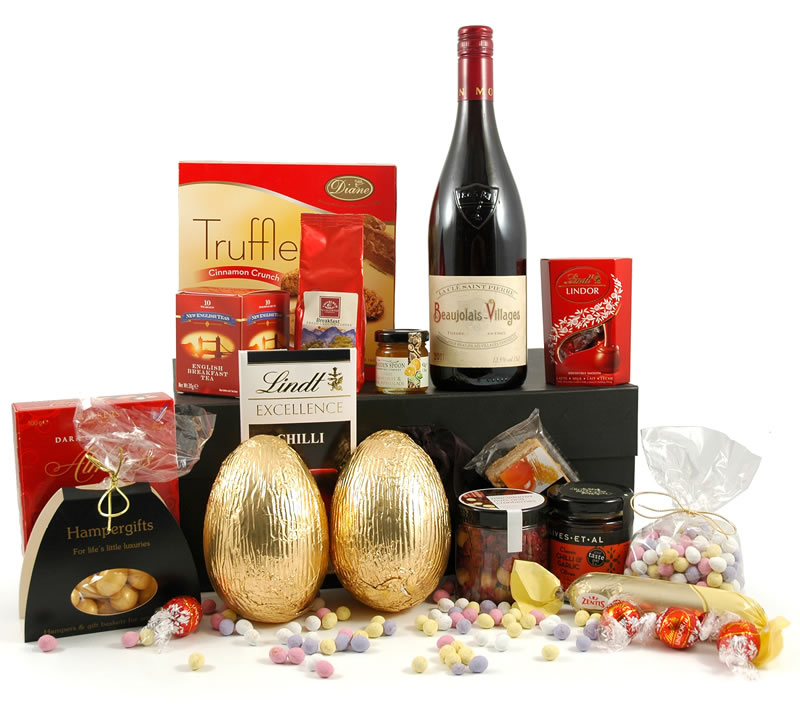 Click to view product details and reviews for Family Easter Hamper.