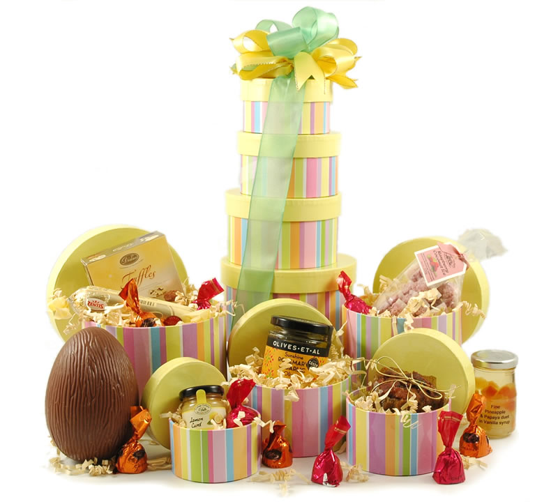 Premium Easter Food Tower