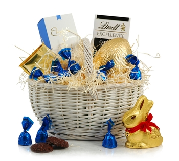 Easter hampers easter gift baskets gifts for easter featured hampers mini easter basket sold out negle Images