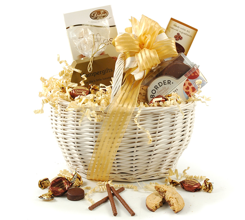 GoldenChoc Hamper