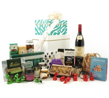 Luxury Hampers - Luxury Food Baskets - The Sapphire