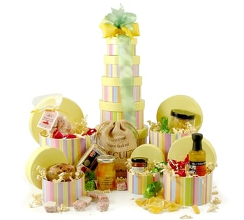 Summertime Gift Tower