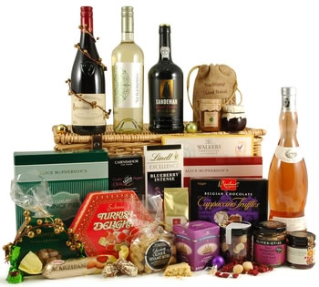 Christmas Hampers | Xmas Hampers | Christmas Gift Ideas - Christmas Celebration