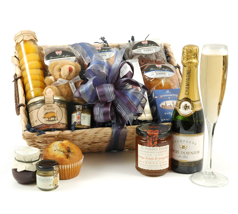 Image of Champagne Breakfast Hampers